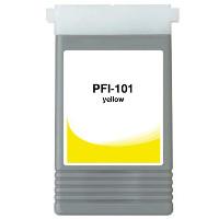 Canon 0886B001AA ( Canon PFI-101Y ) Compatible InkJet Cartridge