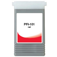 Canon 0889B001AA ( Canon PFI-101R ) Compatible InkJet Cartridge