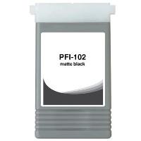 Canon 0894B001AA ( Canon PFI-102MBK ) Compatible InkJet Cartridge