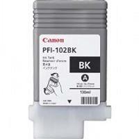 Canon 0895B001AA ( Canon PFI-102BK ) InkJet Cartridge