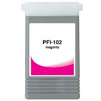 Canon 0897B001AA ( Canon PFI-102M ) Compatible InkJet Cartridge