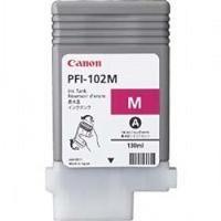 Canon 0897B001AA ( Canon PFI-102M ) InkJet Cartridge