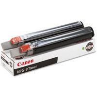 Canon 1379A004AA ( Canon NPG-9 / Canon NPG9 ) Black Laser Toner Cartridges