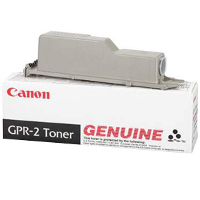 Canon 1389A004AA ( Canon GPR-2 / Canon GPR2 ) Black Laser Toner Cartridge
