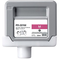 Canon 1488B001AA (Canon PFI-301M) Compatible InkJet Cartridge