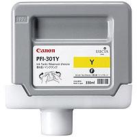 Canon 1489B001AA ( Canon PFI-301Y ) InkJet Cartridge