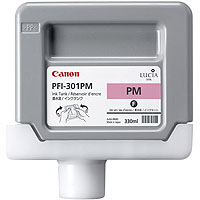 Canon 1491B001AA ( Canon PFI-301PM ) InkJet Cartridge