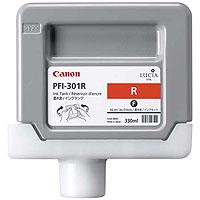 Canon 1492B001AA ( Canon PFI-301R ) InkJet Cartridge