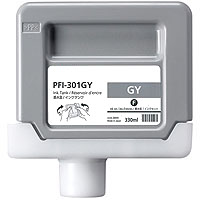 Canon 1495B001AA (Canon PFI-301GY) Compatible InkJet Cartridge