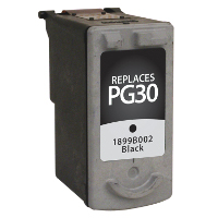 Canon 1899B002 / PG-30 Replacement InkJet Cartridge