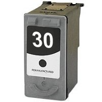 Canon 1899B002 ( Canon PG-30 ) Remanufactured InkJet Cartridge