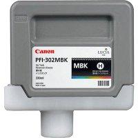 Canon 2215B001AA ( Canon PFI-302MBK ) InkJet Cartridge
