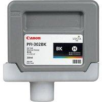 Canon 2216B001AA ( Canon PFI-302BK ) InkJet Cartridge
