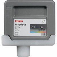 Canon 2217B001AA ( Canon PFI-302GY ) InkJet Cartridge