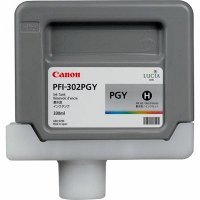 Canon 2218B001AA ( Canon PFI-302PGY ) InkJet Cartridge