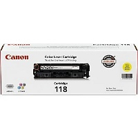 Canon 2659B001AA ( Canon CRG-118Y ) Laser Toner Cartridge
