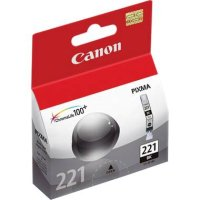 Canon 2946B001 ( Canon CLI-221 Black ) InkJet Cartridge