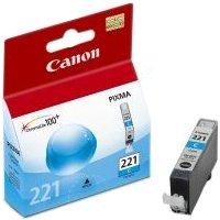 Canon 2947B001 ( Canon CLI-221 Cyan ) InkJet Cartridge