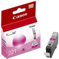 Canon 2948B001 ( Canon CLI-221 Magenta ) InkJet Cartridge