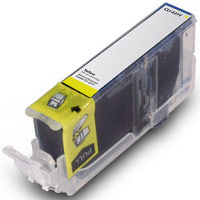 Canon 2949B001 ( Canon CLI-221 Yellow ) Compatible InkJet Cartridge