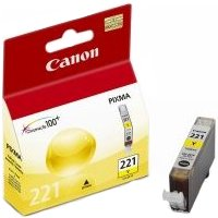 Canon 2949B001 ( Canon CLI-221 Yellow ) InkJet Cartridge