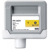 Canon 2961B001 (Canon PFI-303Y) Compatible InkJet Cartridge