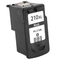 Remanufactured Canon PG-210XL ( 2973B001 ) Black Inkjet Cartridge