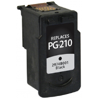 Canon 2974B001 / PG-210 Replacement InkJet Cartridge