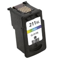Canon 2975B001 ( Canon CL-211XL ) Remanufactured InkJet Cartridge