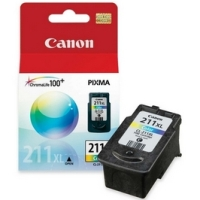 Canon 2975B001 ( Canon CL-211XL ) InkJet Cartridge