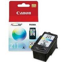 Canon 2976B001 ( Canon CL-211 ) InkJet Cartridge