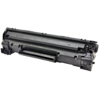 Compatible Canon Canon 126 ( 3483B001AA ) Black Laser Toner Cartridge