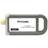 Canon 3861B001AA ( Canon PFI-704BK ) Remanufactured InkJet Cartridge