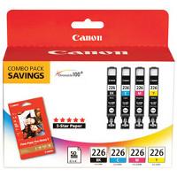 Canon 4546B007 ( Canon CLI-226 ) InkJet Cartridge MultiPack