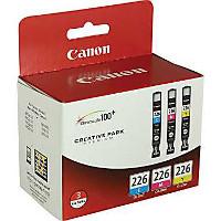 Canon 4547B005 ( Canon CLI-226 ) InkJet Cartridge Combo Pack