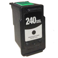 Remanufactured Canon PG-240XXL ( 5204B001 ) Black Inkjet Cartridge