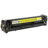 Compatible Canon Canon 131 ( 6269B001AA ) Yellow Laser Toner Cartridge (Made in North America; TAA Compliant)