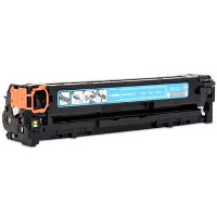 Compatible Canon Canon 131 ( 6271B001AA ) Cyan Laser Toner Cartridge (Made in North America; TAA Compliant)