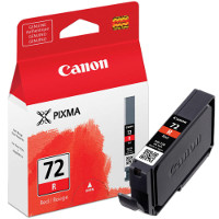 OEM Canon PGI-72R ( 6410B002 ) Red Inkjet Cartridge