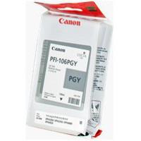Canon 6631B001 ( Canon PFI-106PGY ) InkJet Cartridge