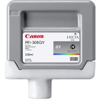 Canon 6666B001 ( Canon PFI-306GY ) InkJet Cartridge