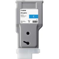 Canon 6706B001 ( Canon PFI-207C ) InkJet Cartridge