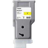 Canon 6708B001 ( Canon PFI-207Y ) InkJet Cartridge