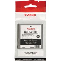 Canon 8963A001AA ( Canon BCI-1431BK ) InkJet Cartridge