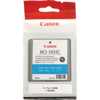 Canon 8970A001AA ( Canon BCI-1431C ) InkJet Cartridge