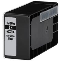 Canon 9183B001 ( Canon PGI-1200XLBK ) Compatible InkJet Cartridge