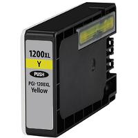 Canon 9198B001 ( Canon PGI-1200XLY ) Compatible InkJet Cartridge
