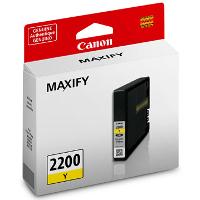 Canon 9306B001 ( Canon PGI-2200Y ) InkJet Cartridge
