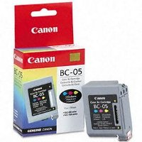 Canon BC-05 Color BubbleJet Printhead InkJet Cartridge