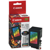 Canon BC-22e Photo Color BubbleJet Printhead InkJet Cartridge